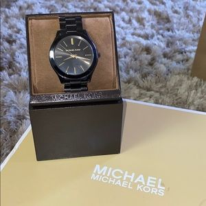 "Michael Kors ""Slim Runway"" Woman's Watch"